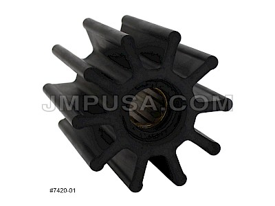 #7420-01 JMP Marine Flexible Impeller