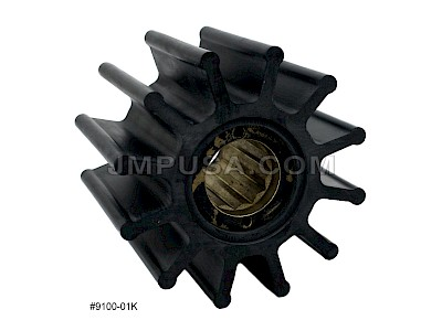 #9100-01K JMP Marine Flexible Impeller Kit