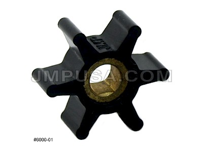 #6000-01K JMP Marine Flexible Impeller Kit