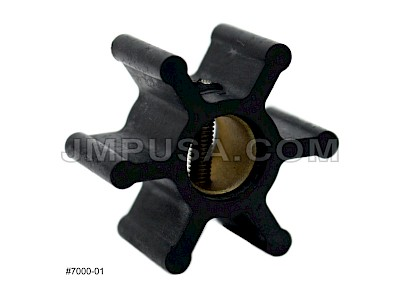 #7000-01K JMP Marine Flexible Impeller Kit