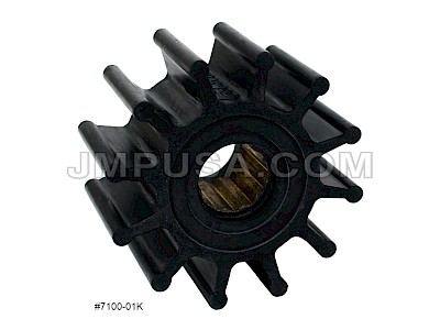 #7100-01K JMP Marine Flexible Impeller Kit