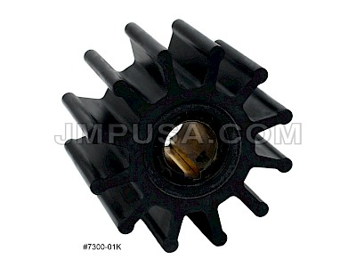 #7300-01K JMP Marine Flexible Impeller Kit