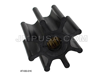 #7400-01K JMP Marine Flexible Impeller Kit