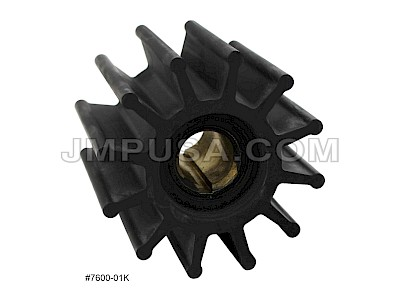#7600-01K JMP Marine Flexible Impeller Kit