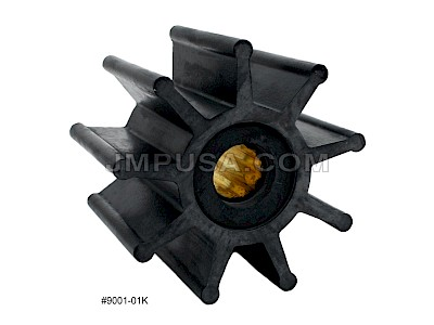 #9001-01K JMP Marine Flexible Impeller Kit