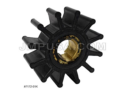 #7172-01K JMP Marine Flexible Impeller Kit