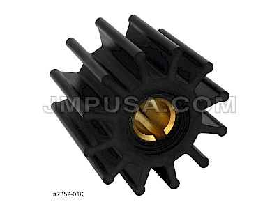 #7352-01K JMP Marine Flexible Impeller Kit
