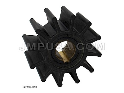 #7192-01K JMP Marine Flexible Impeller Kit