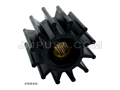 #7608-01K JMP Marine Flexible Impeller Kit