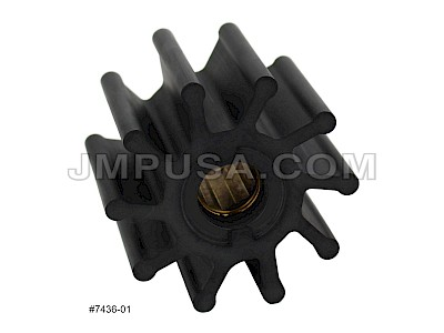 #7436-01 JMP Marine Flexible Impeller