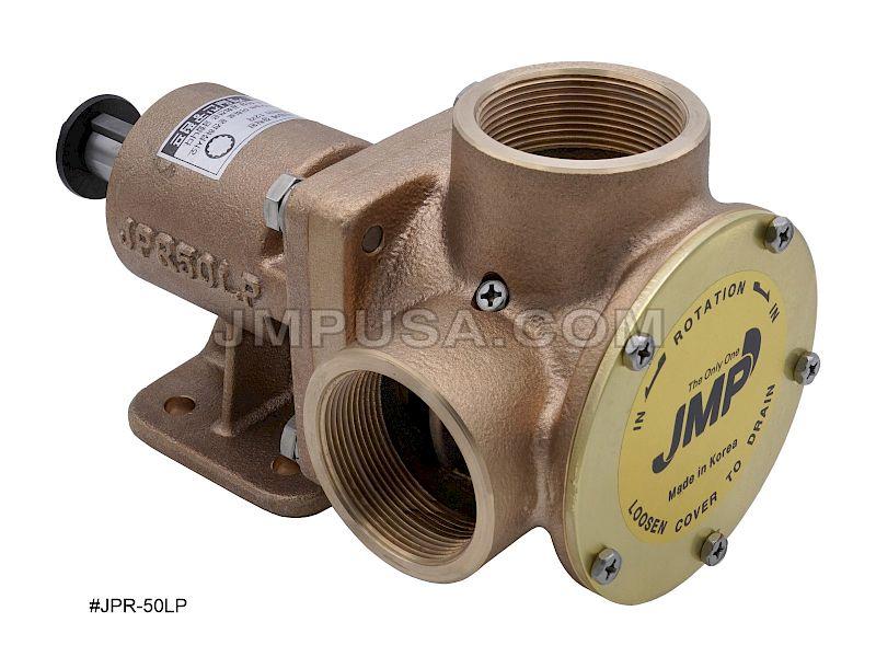 """#JPR-50LP JMP Marine General Multi-Purpose Pump - 2"""" NPT"""