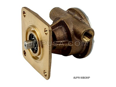 #JPR-WB08IP JMP Marine Westerbeke Replacement Engine Cooling Pump