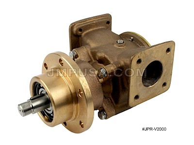 #JPR-V2000 JMP Marine Volvo Penta Replacement Engine Cooling Seawater Pump