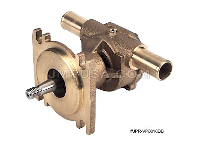 #JPR-VP0010DB JMP Marine Volvo Penta Replacement Engine Cooling Seawater Pump
