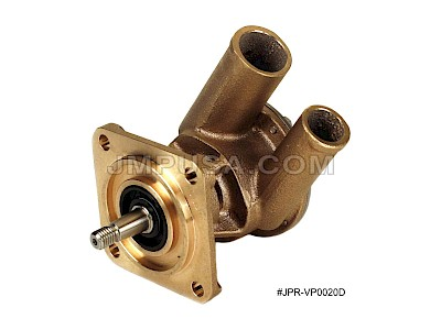 #JPR-VP0020D JMP Marine Volvo Penta Replacement Engine Cooling Seawater Pump