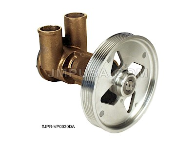 #JPR-VP0030DA JMP Marine Volvo Penta Replacement Engine Cooling Seawater Pump