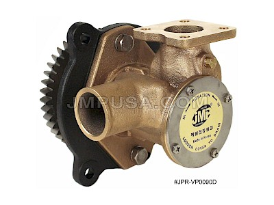 #JPR-VP0090D JMP Marine Volvo Penta Replacement Engine Cooling Seawater Pump