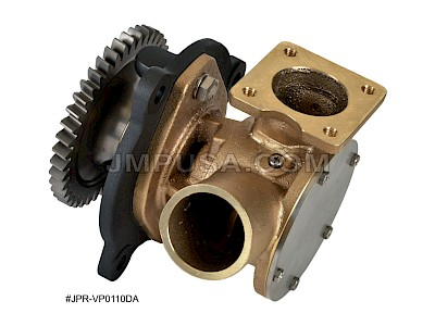 #JPR-VP0110DA JMP Marine Volvo Penta Replacement Engine Cooling Seawater Pump