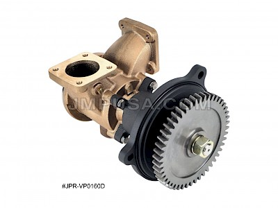#JPR-VP0160D JMP Marine Volvo Penta Replacement Engine Cooling Seawater Pump