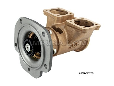 #JPR-G6200 JMP Marine Detroit Diesel Replacement Engine Cooling Seawater Pump