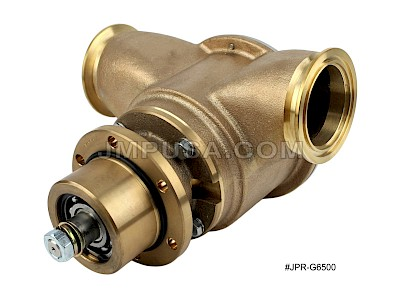 #JPR-G6500 JMP Marine Detroit Diesel Replacement Engine Cooling Seawater Pump