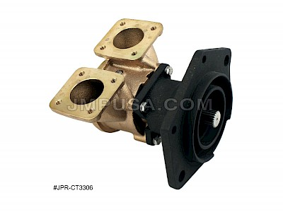 #JPR-CT3306 JMP Marine Caterpillar Replacement Engine Cooling Seawater Pump