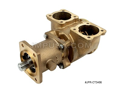 #JPR-CT3406 JMP Marine Caterpillar Replacement Engine Cooling Seawater Pump