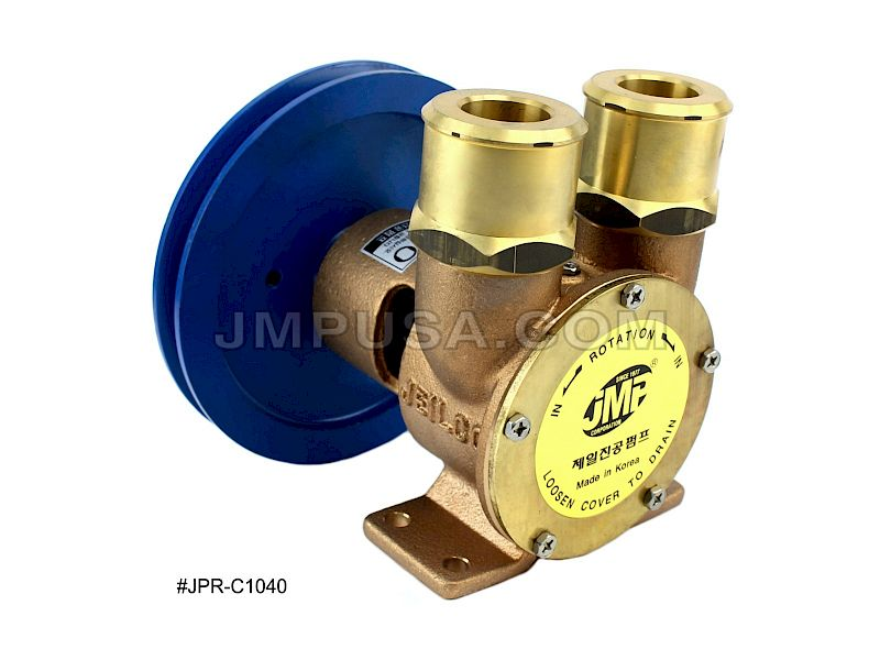#JPR-C1040 JMP Marine Cummins Replacement Engine Cooling Seawater Pump