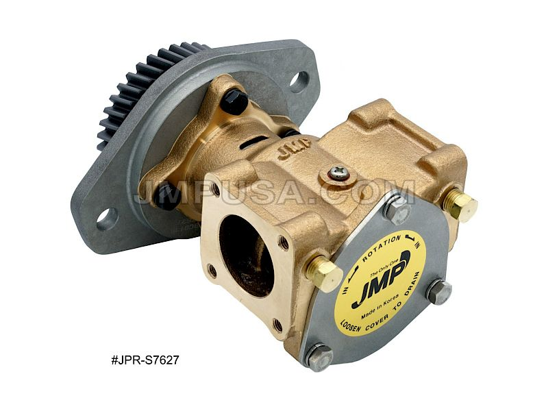 #JPR-S7627 JMP Marine Cummins Replacement Engine Cooling Seawater Pump