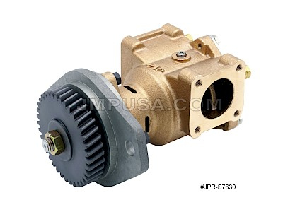 #JPR-S7630 JMP Marine Cummins Replacement Engine Cooling Seawater Pump