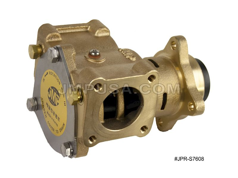 #JPR-S7608 JMP Marine Cummins Replacement Engine Cooling Seawater Pump