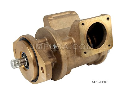 #JPR-JD60IF JMP Marine John Deere Replacement Engine Cooling Seawater Pump