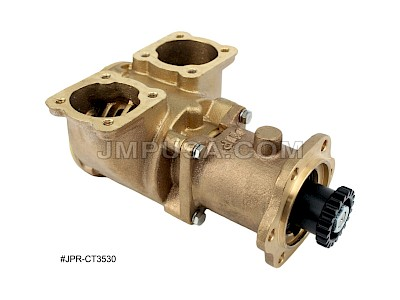 #JPR-CT3530 JMP Marine Caterpillar Replacement Engine Cooling Seawater Pump