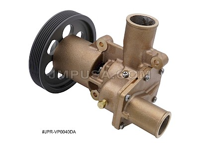 #JPR-VP0040DA JMP Marine Volvo Penta Replacement Engine Cooling Seawater Pump