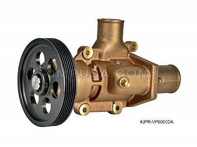 #JPR-VP0060DA JMP Marine Volvo Penta Replacement Engine Cooling Seawater Pump