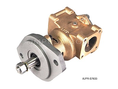 #JPR-S7633 JMP Marine John Deere Replacement Engine Cooling Seawater Pump