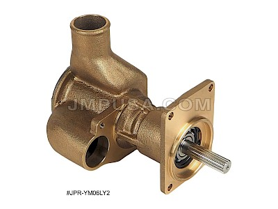 #JPR-YM06LY2 JMP Marine Yanmar Replacement Engine Cooling Seawater Pump