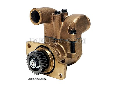 #JPR-YM06LPA JMP Marine Yanmar Replacement Engine Cooling Seawater Pump