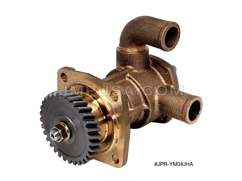 #JPR-YM04JHA JMP Marine Yanmar Replacement Engine Cooling Seawater Pump