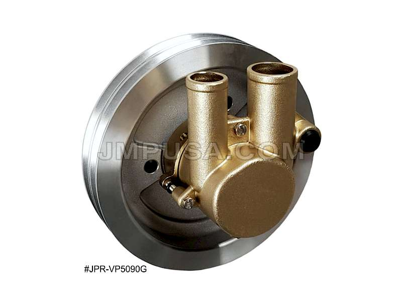 #JPR-VP5090G JMP Marine Volvo Penta Replacement Gasoline Engine Cooling Seawater Pump