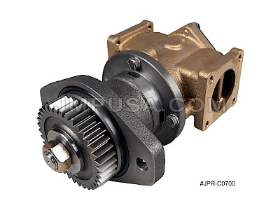 #JPR-C0700 JMP Marine Cummins Replacement Engine Cooling Seawater Pump
