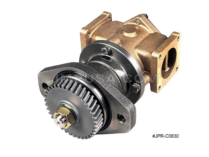 #JPR-C0830 JMP Marine Cummins Replacement Engine Cooling Seawater Pump