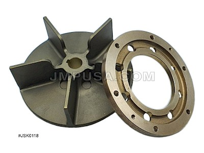 #JSK0118 JMP Marine Cummins Engine Cooling Seawater Pump Impeller Service Kit