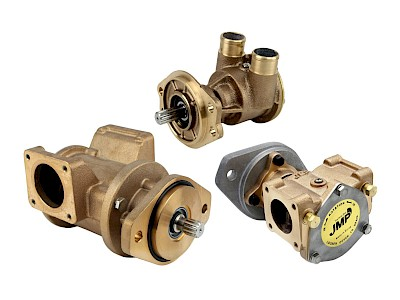 John Deere Engine Cooling Pumps