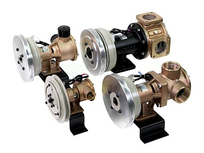 Electro-Magnetic Clutch Pumps