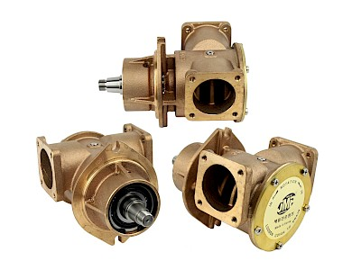 Scania Engine Cooling Pumps