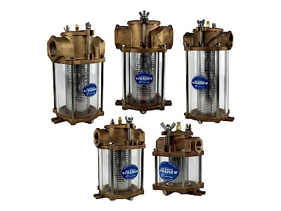 NPT Port Seawater Strainers