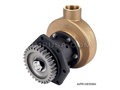 #JPR-ME5000A JMP Marine Mitsubishi Replacement Engine Cooling Seawater Pump with S6A3 Drive Gear