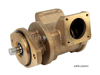 #JPR-JD60IF2 JMP Marine John Deere Replacement Engine Cooling Seawater Pump