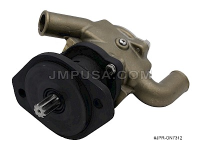 #JPR-ON7312 JMP Marine Cummins Onan Engine Cooling Seawater Pump